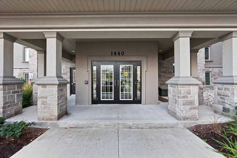 Condo for sale at 1440 Main St Unit 115 Milton Ontario - MLS: W4611339