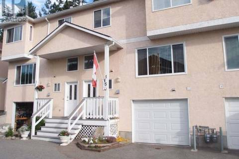 Townhouse for sale at 1458 Penticton Ave Unit 115 Penticton British Columbia - MLS: 177151