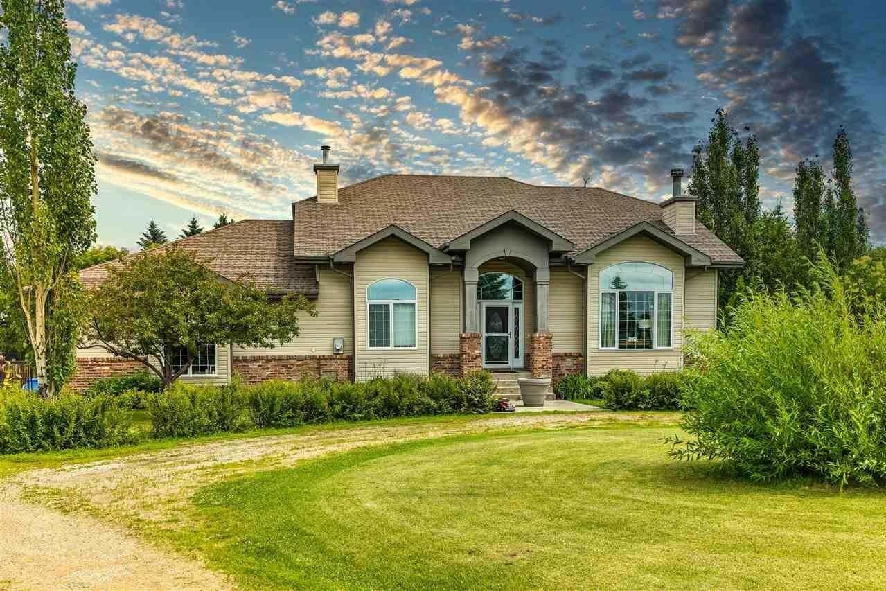 House for sale at 115 205 St SW Edmonton Alberta - MLS: E4208753