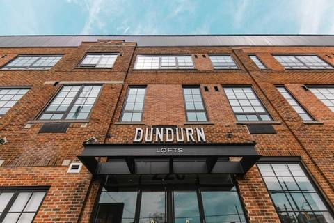 Home for sale at 220 Dundurn St Unit 115 Hamilton Ontario - MLS: X4464587