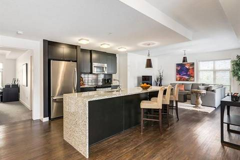 Condo for sale at 25 Aspenmont Ht Southwest Unit 115 Calgary Alberta - MLS: C4285319