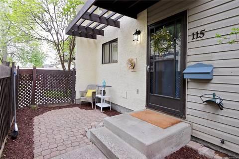 Townhouse for sale at 250 Briarwood Rd Unit 115 Kelowna British Columbia - MLS: 10186343