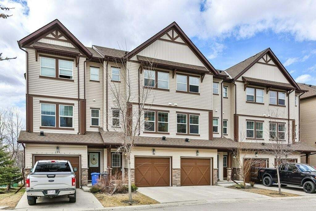 Townhouse for sale at 28 Heritage Dr Unit 115 Heritage Hills, Cochrane Alberta - MLS: C4294760