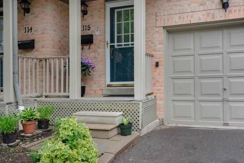 Condo for sale at 2945 Thomas St Unit 115 Mississauga Ontario - MLS: W4506116