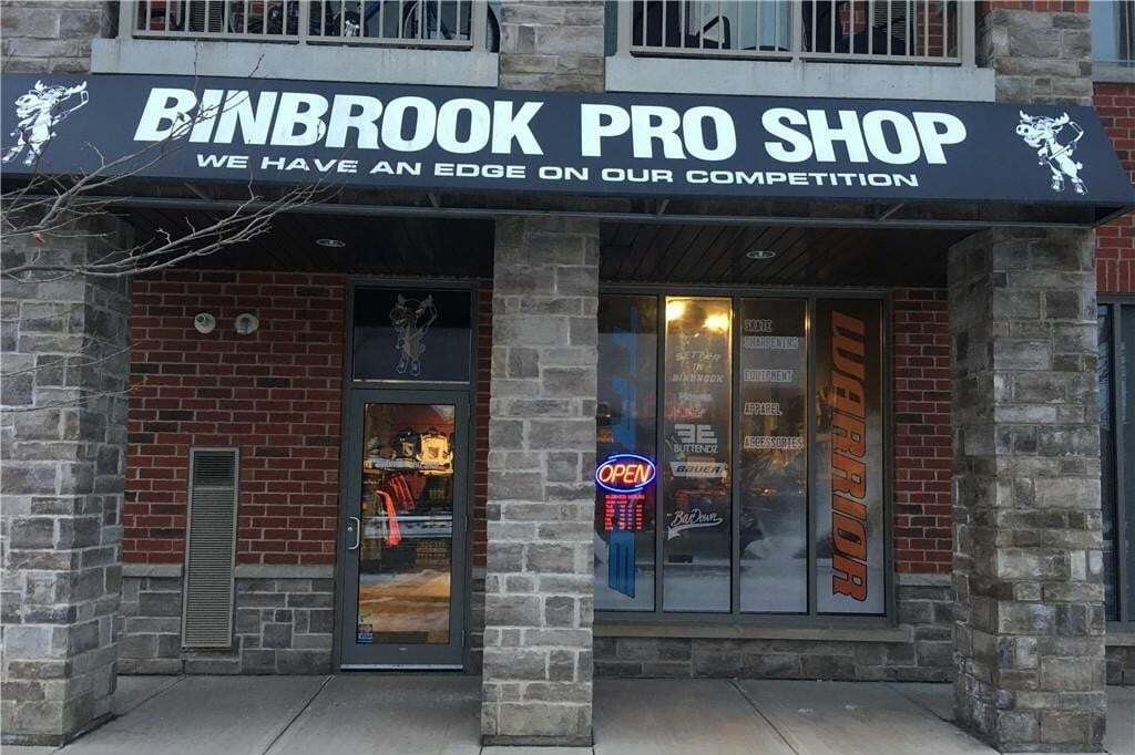 Commercial property for sale at 3200 #56 Regional Rd Unit 115 Binbrook Ontario - MLS: H4077248