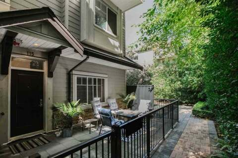 Townhouse for sale at 3888 Norfolk St Unit 115 Burnaby British Columbia - MLS: R2501319