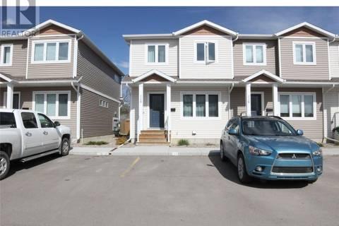 Townhouse for sale at 4102 3rd Ave N Unit 115 Regina Saskatchewan - MLS: SK772893