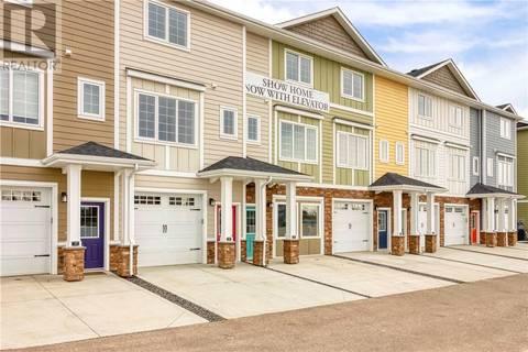 Townhouse for sale at 5210 Lakeshore Dr Unit 115 Sylvan Lake Alberta - MLS: ca0167651
