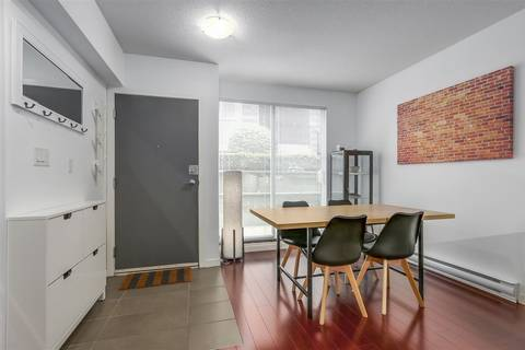 Condo for sale at 672 6th Ave W Unit 115 Vancouver British Columbia - MLS: R2380733