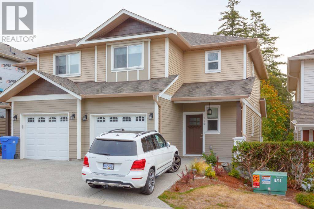 Townhouse for sale at 6800 Grant Rd W Unit 115 Sooke British Columbia - MLS: 415567