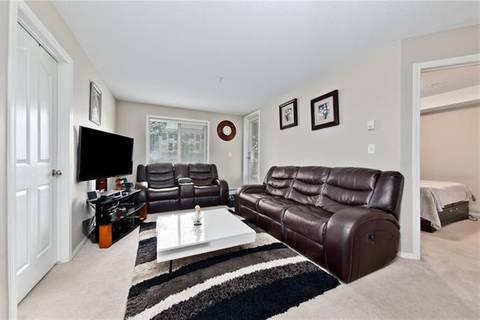 Condo for sale at 7210 80 Ave Northeast Unit 115 Calgary Alberta - MLS: C4266417
