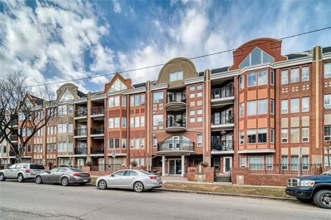 Condo for sale at 838 19 Ave Southwest Unit 115 Calgary Alberta - MLS: C4238046