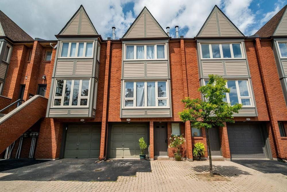 Townhouse for sale at 895 Maple Ave Unit 115 Burlington Ontario - MLS: H4059987