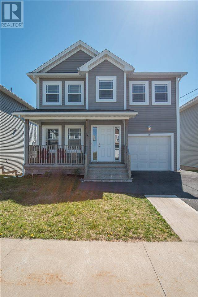 House for sale at 115 Alabaster Wy Halifax Nova Scotia - MLS: 201908801