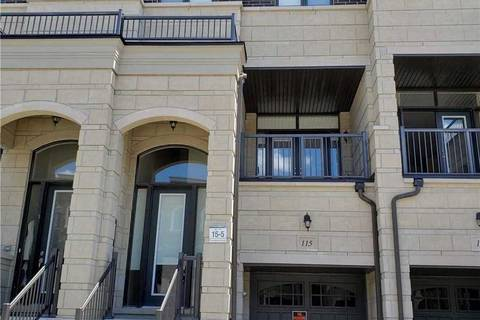 Townhouse for sale at 115 Arianna Cres Vaughan Ontario - MLS: N4477705