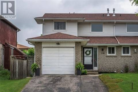 Residential property for sale at 115 Ashbury Ave London Ontario - MLS: 202373