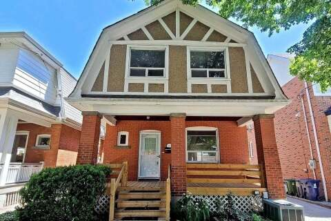 House for rent at 115 Bowood Ave Toronto Ontario - MLS: C4896593