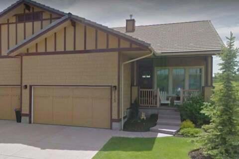 Townhouse for sale at 115 Bridle Estates Me Southwest Calgary Alberta - MLS: C4303732