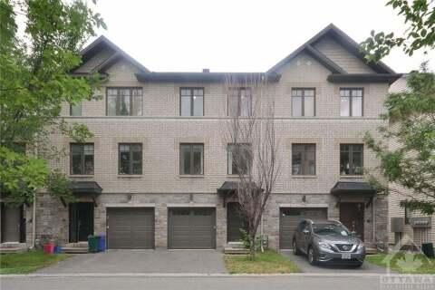 House for sale at 115 Brilia Pt Ottawa Ontario - MLS: 1198540