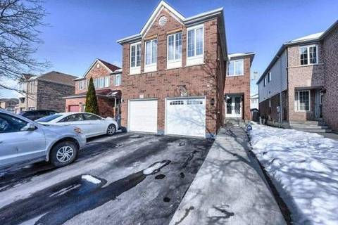 Townhouse for sale at 115 Bunchberry Wy Brampton Ontario - MLS: W4693927