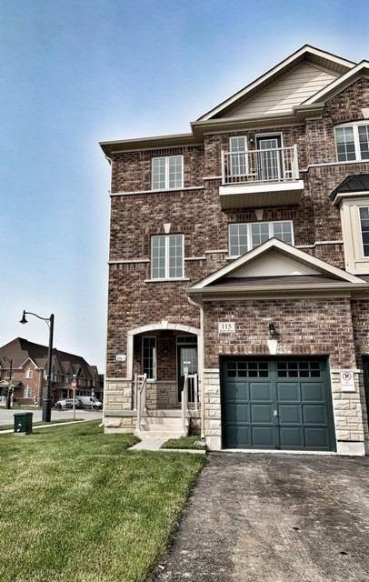 Townhouse for rent at 115 Burke St Hamilton Ontario - MLS: X4547003