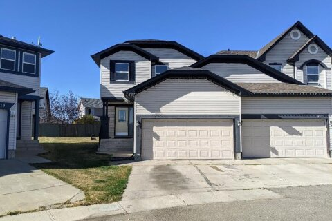 Townhouse for sale at 115 Canoe Sq SW Airdrie Alberta - MLS: A1039984