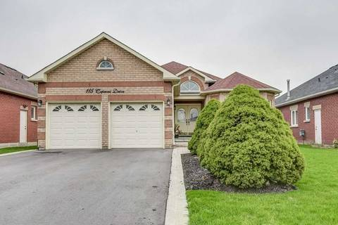 House for sale at 115 Caproni Dr Vaughan Ontario - MLS: N4439154