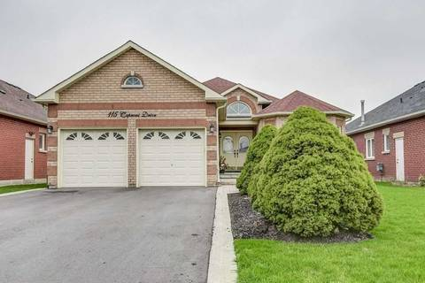 House for sale at 115 Caproni Dr Vaughan Ontario - MLS: N4497701