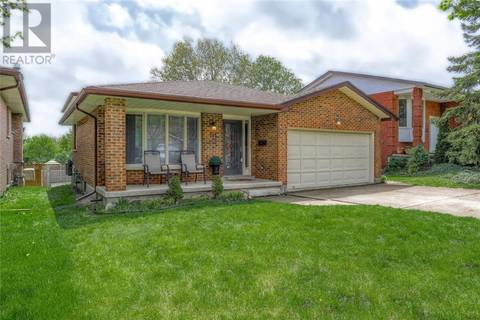House for sale at 115 Carlyle Dr Kitchener Ontario - MLS: 30743858