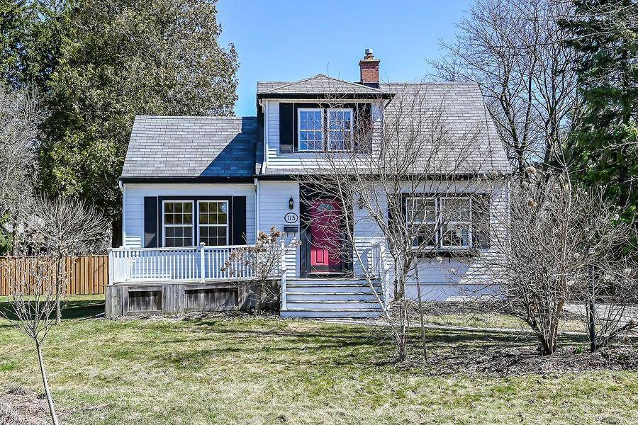 House for sale at 115 Central Dr Ancaster Ontario - MLS: H4076112