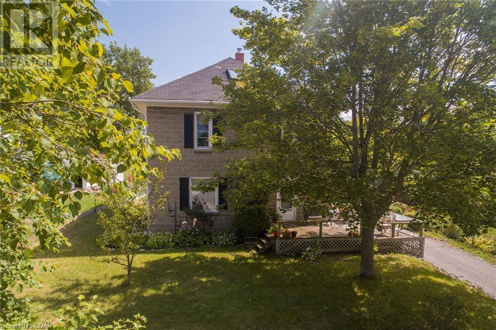 House for sale at 115 Church Ave Campbellford Ontario - MLS: 246176