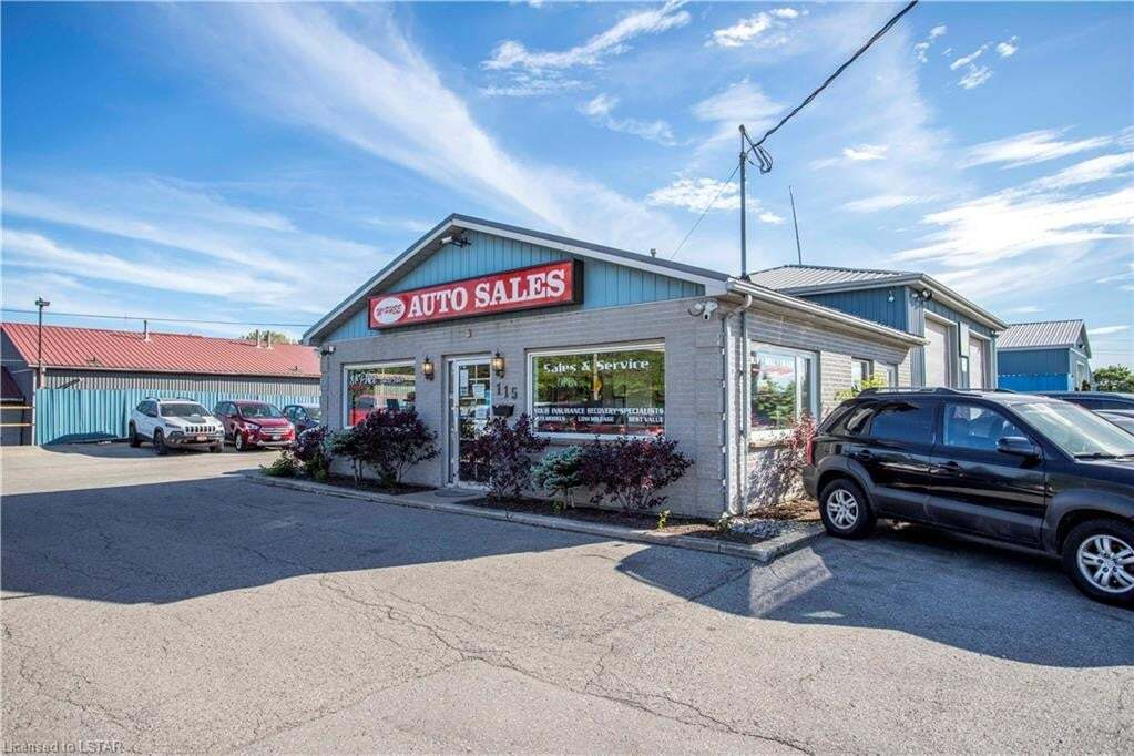 Commercial property for sale at 115 Clarke Rd London Ontario - MLS: 262102