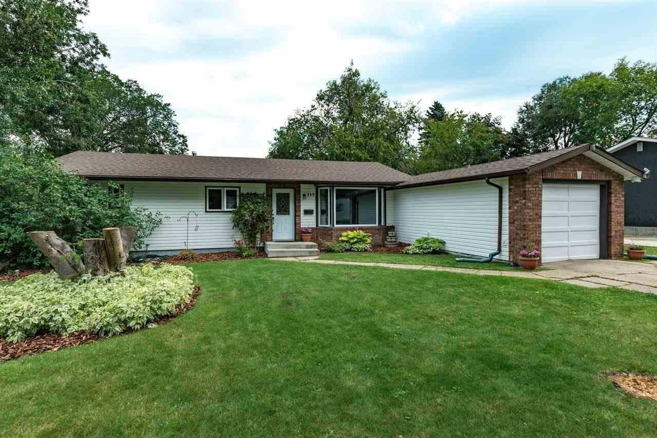 House for sale at 115 Conifer St Sherwood Park Alberta - MLS: E4208842