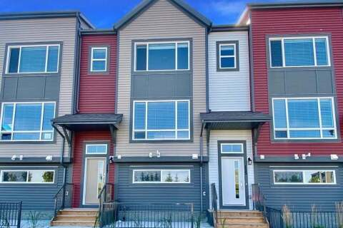 Townhouse for sale at 115 Copperstone Pk SE Calgary Alberta - MLS: C4301665