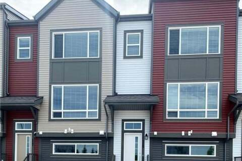 Townhouse for sale at 115 Copperstone Pk Southeast Calgary Alberta - MLS: C4301665