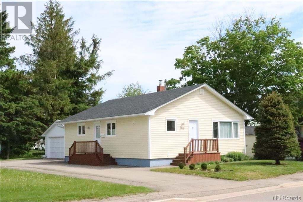 House for sale at 115 Court St Sussex New Brunswick - MLS: NB044387