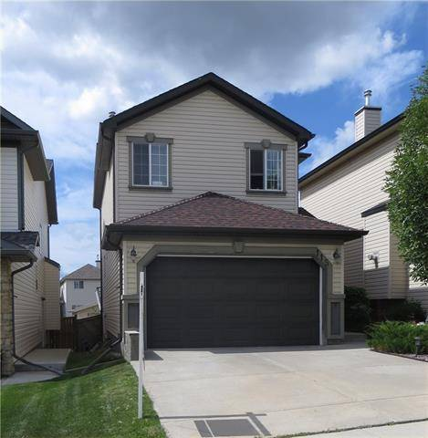 House for sale at 115 Covepark Dr Northeast Calgary Alberta - MLS: C4265056