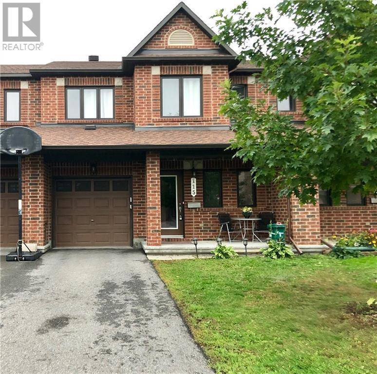Townhouse for rent at 115 Dunforest Te Ottawa Ontario - MLS: 1171182