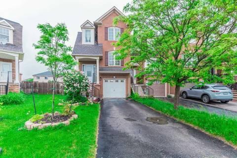 Townhouse for sale at 115 Dunlop Ct Brampton Ontario - MLS: W4495001