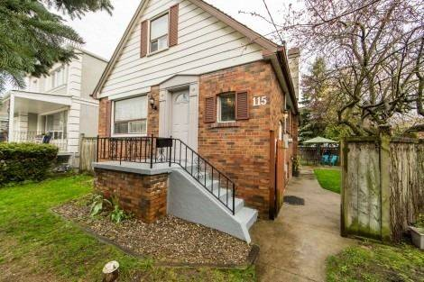 House for sale at 115 Eileen Ave Toronto Ontario - MLS: W4467010