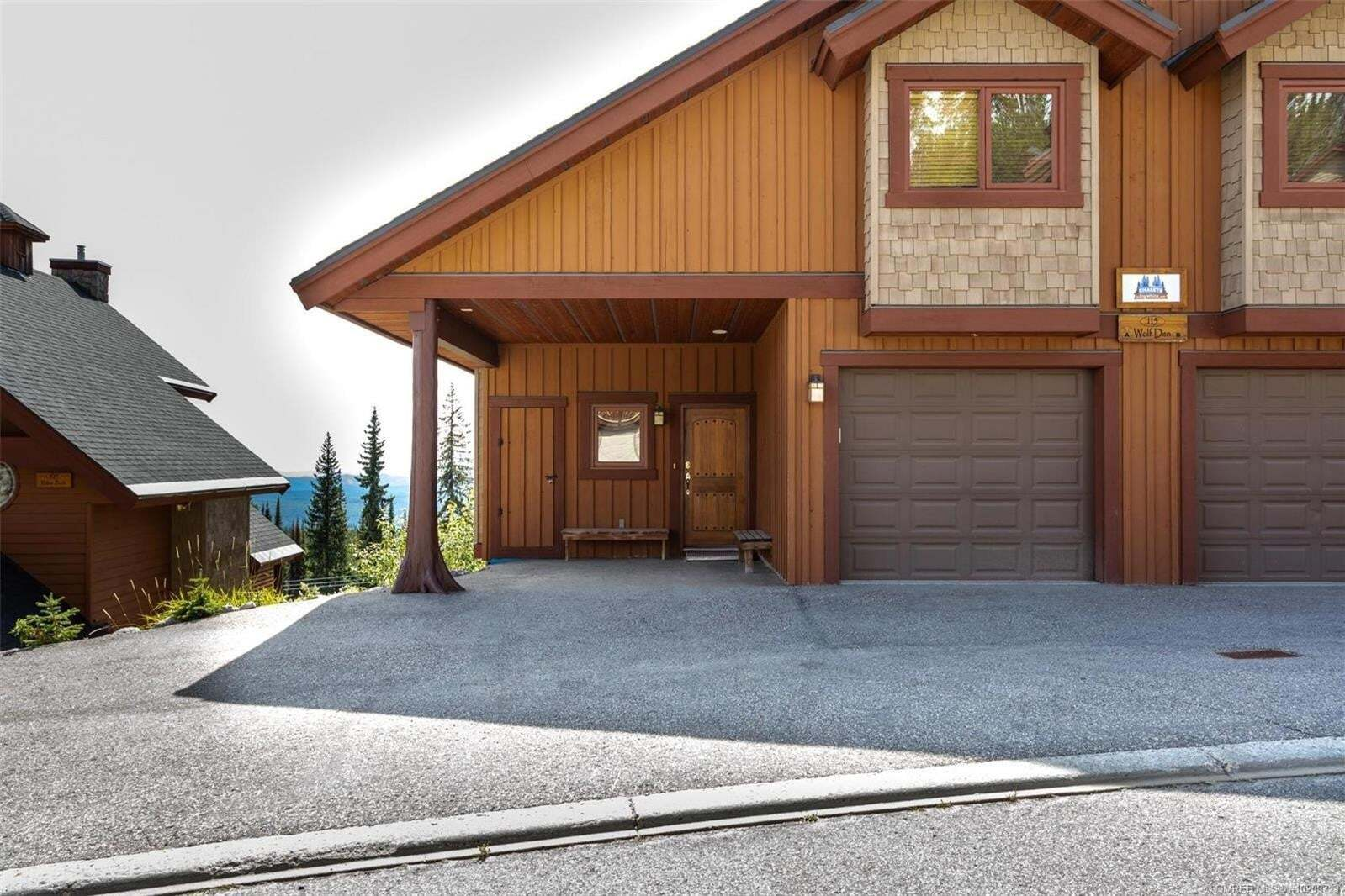 Townhouse for sale at 115 Forest Ln Big White British Columbia - MLS: 10209723