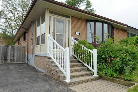 Townhouse for sale at 115 Fortrose Cres Toronto Ontario - MLS: C4489024