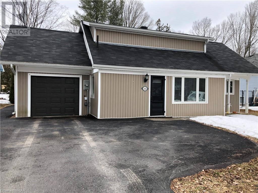 House for sale at 115 Fraser St Gravenhurst Ontario - MLS: 252549