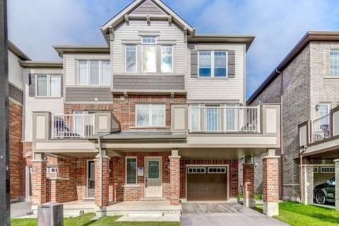 Townhouse for sale at 115 Frost Ct Milton Ontario - MLS: W4612276