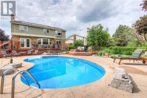 House for sale at 115 Glenecho Ct Waterloo Ontario - MLS: 30743447
