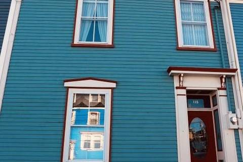 House for sale at 115 Gower St St. John's Newfoundland - MLS: 1193420