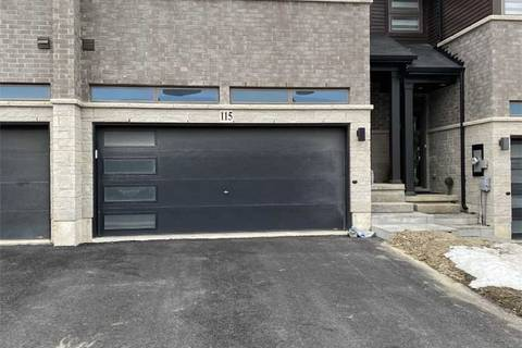 Townhouse for rent at 115 Greenwich Ave Hamilton Ontario - MLS: X4683868