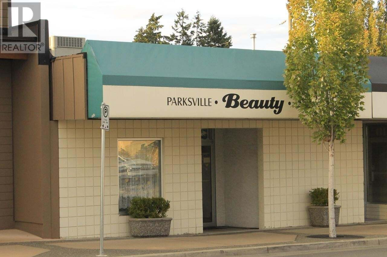 Commercial property for sale at 115 Hirst  West Parksville British Columbia - MLS: 844189