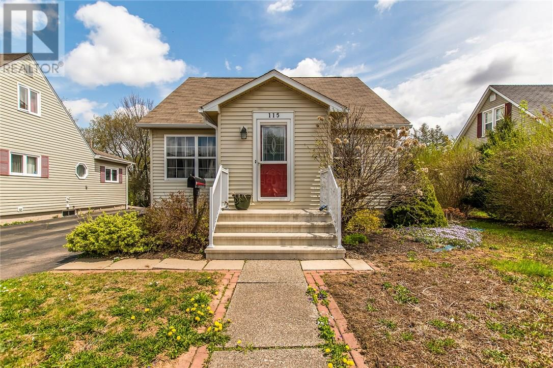 For Sale: 115 Humphrey Street, Moncton, NB | 3 Bed, 1 Bath House for $137,000. See 33 photos!