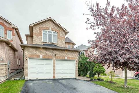 House for sale at 115 Katerina Ave Vaughan Ontario - MLS: N4597618